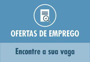 Consulta de Vagas de Emprego - Prefeitura Municipal de Palmas